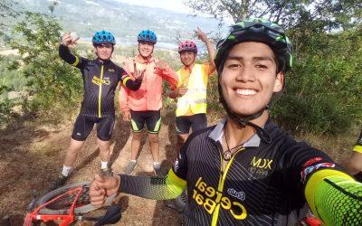 Salida en Bicicletas en vuelta a clases